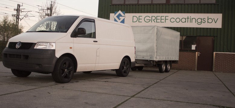 Bedrijfspand De Greef Coatings